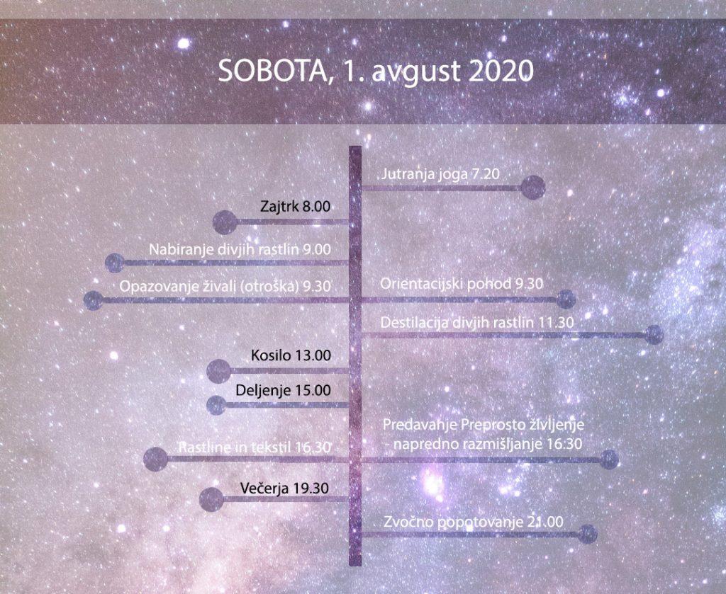 Program Sobota
