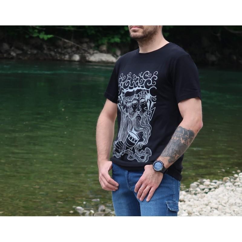 Bogatyr Svantevit Merino T-shirt