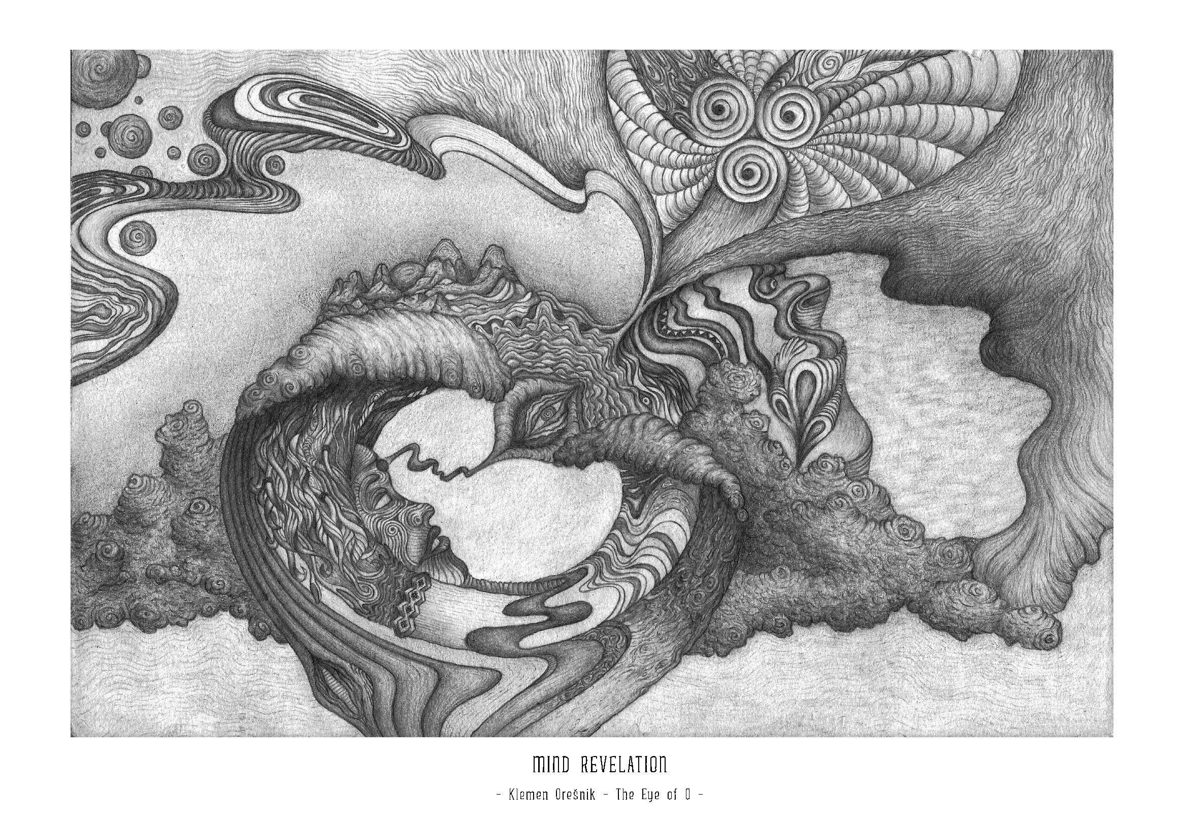 Art Print Mind Revelation – Klemen Orešnik