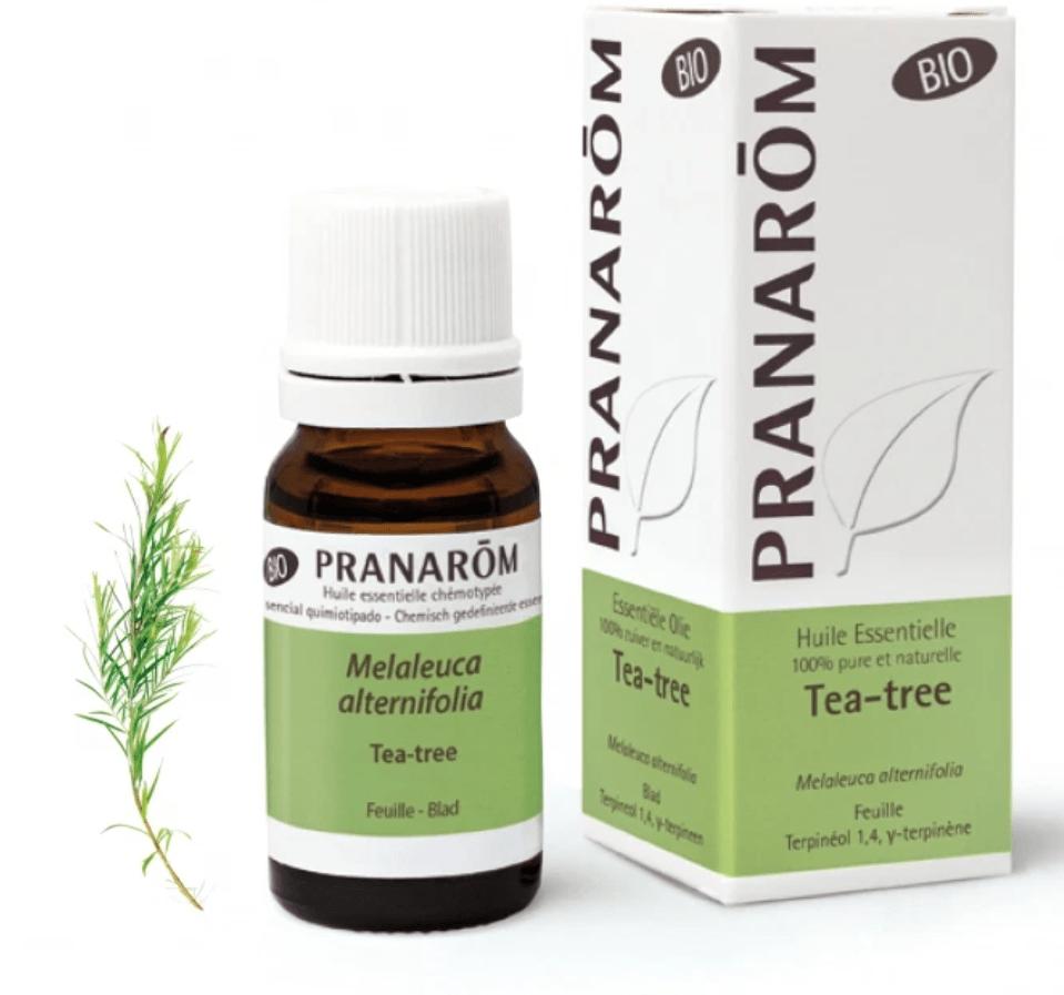 Pranarom – BIO Eterično olje čajevec (Melaleuca alternifolia), 10 mL