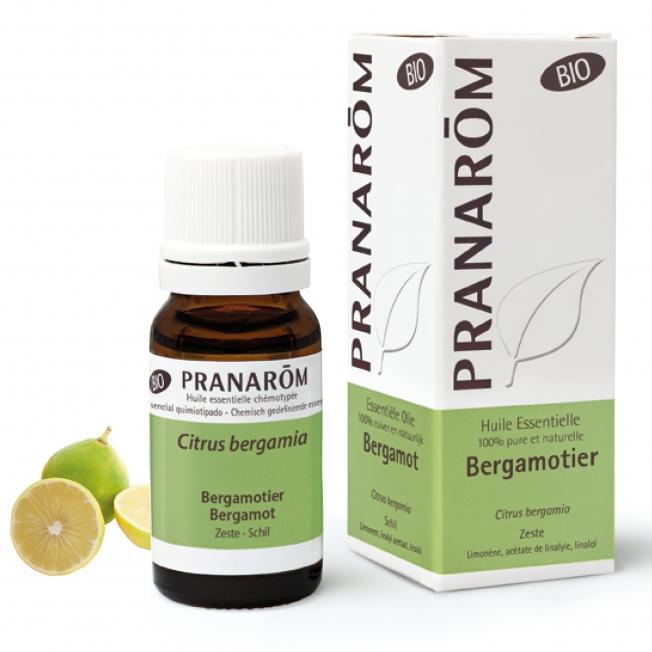 Pranarom – BIO Eterično olje bergamotke (Citrus bergamia), 10 mL