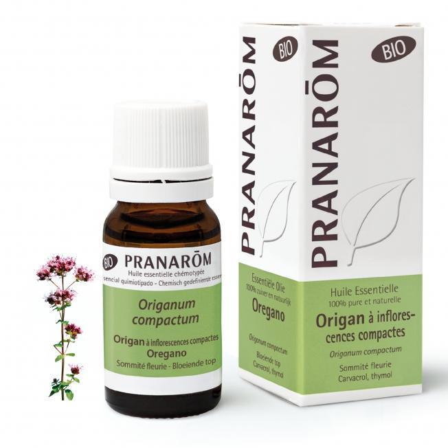 Pranarom – BIO Eterično olje Origano (Origanum compactum), 10 mL