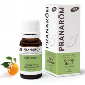 Pranarom – BIO Eterično olje Sladka pomaranča (Citrus sinensis), 10 mL
