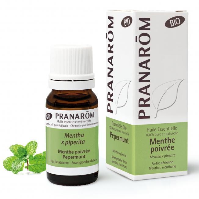 Pranarom – BIO Eterično olje Poprova meta (Mentha x piperita), 5 mL