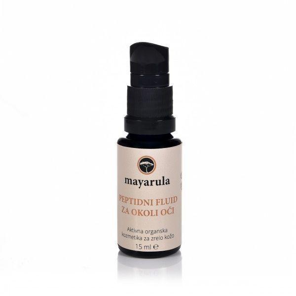 Mayarula Peptidni fluid za okoli oči 15 mL
